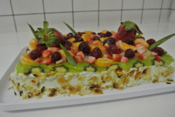 GATEAU AUX FRUITS